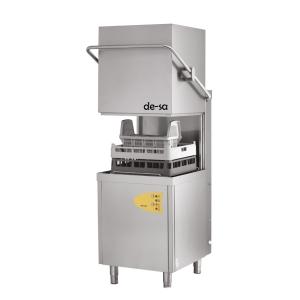 Ndustrio Giyotin Tipi Bulaşık Yıkama Makinesi 1000Tb/saat DESA252