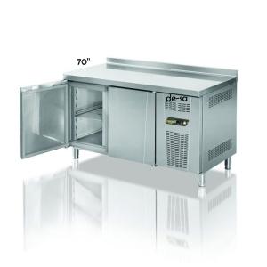 Ndustrio Tezgah Tipi 2 Kapılı Buzdolabı DESA307