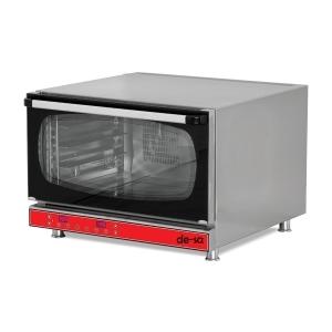 Empero Setüstü Buharlı Pasta Börek Fırını 4 Tepsili DESA171