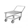 Endüstriyel Paslanmaz Çelik Malzeme Taşıma Arabası DESA855